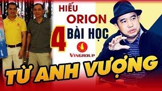 Hiếu Orion Và Phạm Nhật Vượng | 4 Bài Học Từ Phạm Nhật Vượng Cho Người Khởi Nghiệp