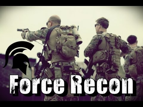 Force Recon & Infantry Marines  