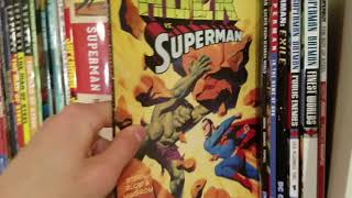 My Comic Book Collection + Giveaway!