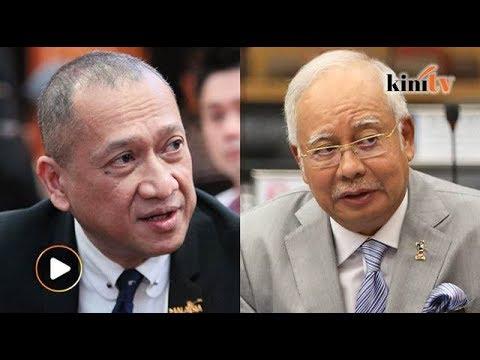 Nazri 'bersuara'...Najib harus jarakkan diri dari Umno