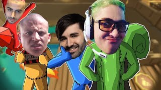 THEY DON'T THINK I COULD WIN!?! Pummel Party ft YASSUO TYLER1 & VOYBOY - Trick2G