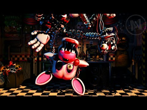 All Mangle Quotes / Voice Lines (Five Nights At Freddy's Ultimate Custom Night) thumbnail