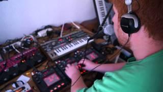 Dj Jim  - Live on ufm (electro)