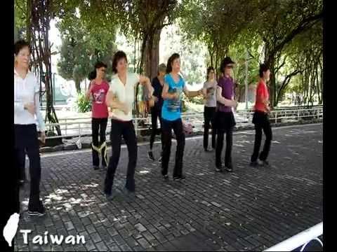 司文摇一摇基调_Yáo yi yáo (摇一摇) - line dance (Tina Chen Sue-Huei ) - YouTube