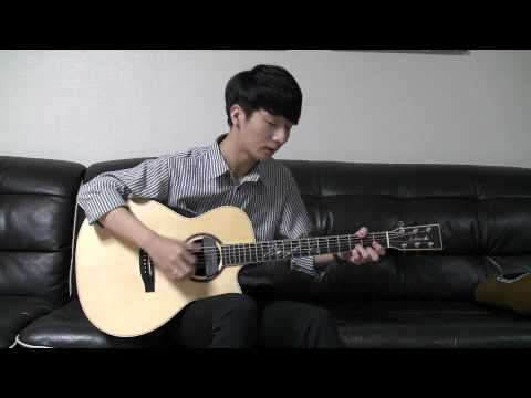(Adam Levine) Lost Stars - Sungha Jung