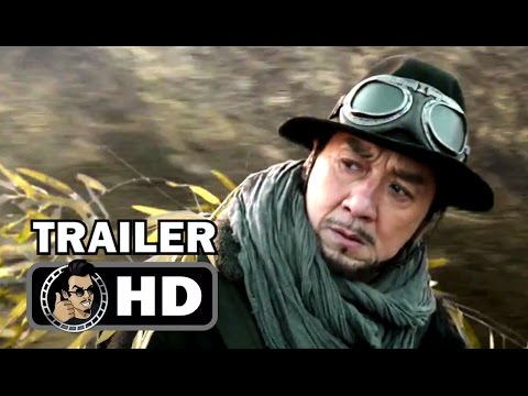 RAILROAD TIGERS - Official Full online (2017) Jackie Chan Action Movie HD
