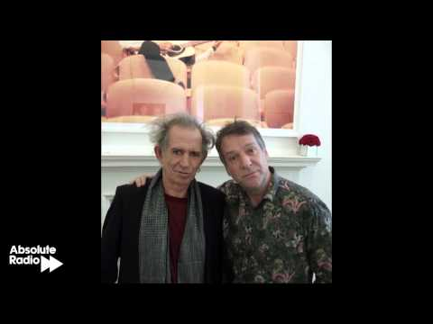 Keith Richards interview on Absolute Radio 60s (audio only) - The Rolling Stones 50 year anniversary