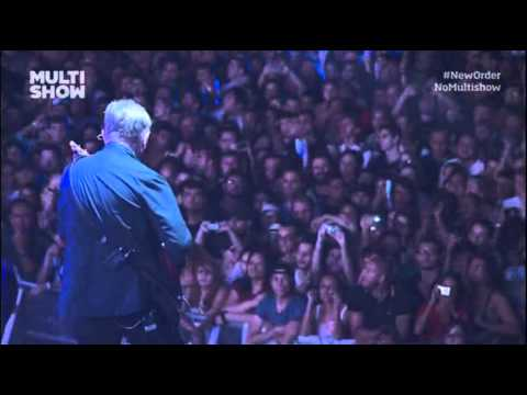 New Order - Age of Consent (Live Lollapalooza Brasil 2014)