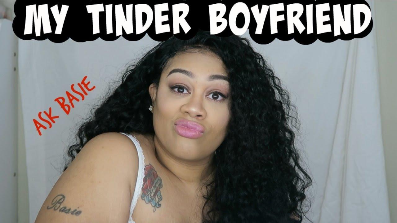 TINDER BOYFRIEND WONT RETURN MY CALLS   ASKBASIE - YouTube