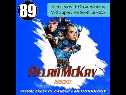 089 - Interview with Oscar-Winning VFX Supervisor Scott Stokdyk