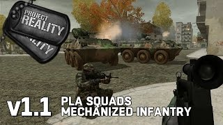 PLA Mechanized Infantry - Project Reality v1.1