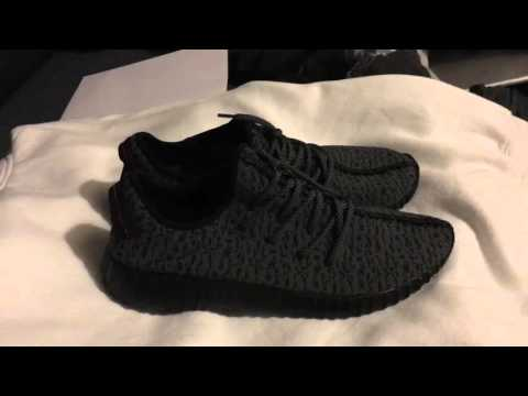 How to tell the difference between fake and real yeezys !