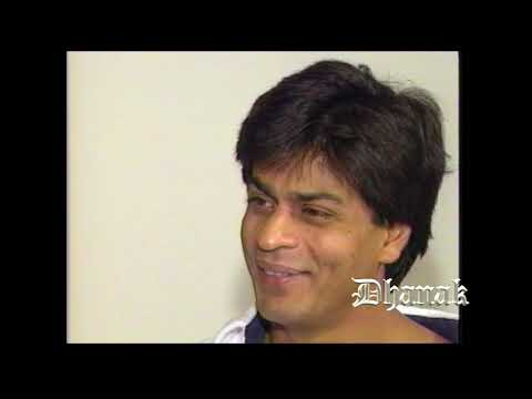 Bollywood King Shahrukh Khan interview with Dhanak TV USA