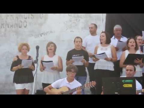 MVI 2740 -  Grupo de Cantares Sete Vozes de Vila Fernando - HINO DE VILA FERNANDO
