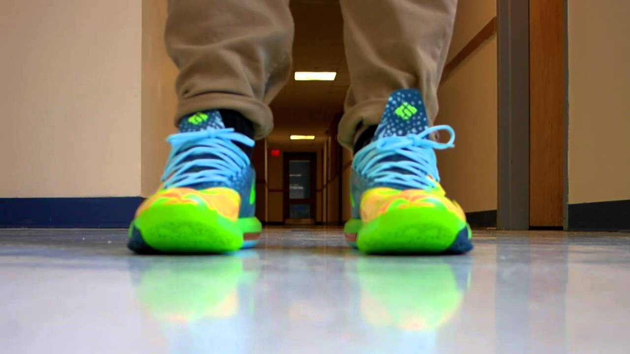 kd 6 outfit