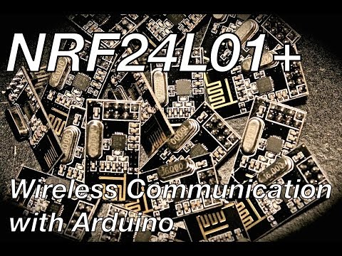 How to work with the NRF24L01+ Best Wireless Communication for Arduino