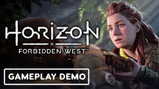 Horizon Forbidden West - Gameplay Demo | State of Play (May 2021)