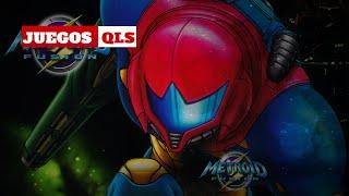 Juegos QLS - Metroid Fusion