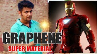 Super Material Graphene | Full Charge in 5 Minutes | Very Powerful Armour