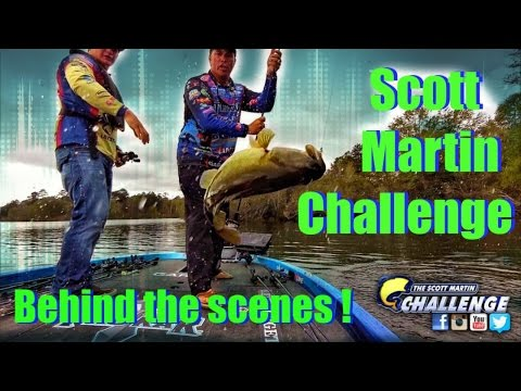 Scott Martin Challenge - Behind the Scenes ~ Vlog #36