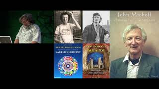 Randall Carlson - A tribute to John Michell - Legendary Esotericist & Geometrician