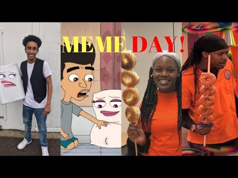 So Today Was MEME Day At My SCHOOL...