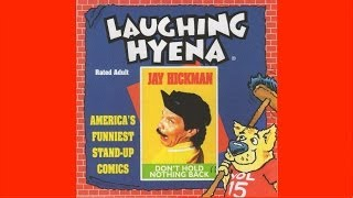 """Jay Hickman -- """"Don't Hold Nothing Back"""" -- Comedy CD -- Trailer"""