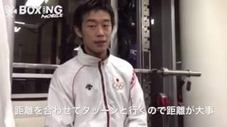 【ボクシング】清水聡(大橋) 2017/05/10