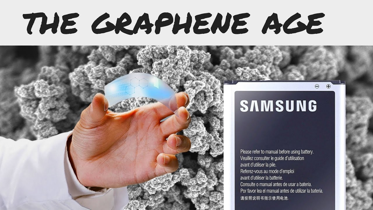 The Amazing Samsung Graphene Battery - Dr  Norbert Cheung