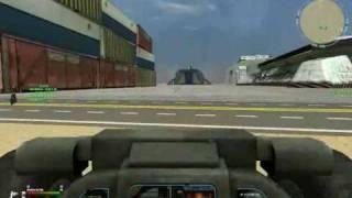 All Aspects Warfare - Physics Crash