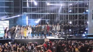 [FANCAM][2014년11월02일 - Asia Song Festival] All Stars - Ending