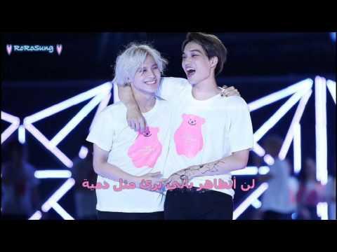 Taemin (Feat. KAI Of EXO) - Pretty Boy {Arabic Sub}