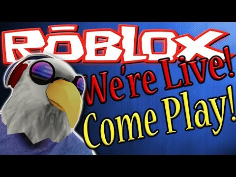 Roblox Live! | ALL VIP! YOU CAN JOIN! | Phantom Forces, MM2, Assassin, Obbys And More!