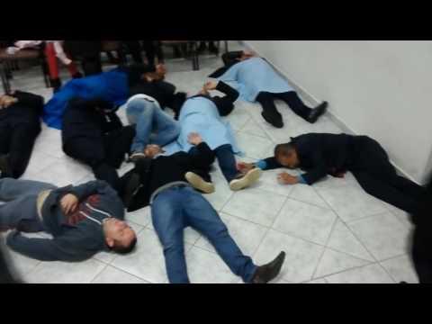 TEMÍVEL UNÇÃO DERRAMADA - Pr MÁRCIO RODRIGUES