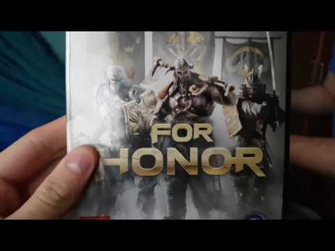 UNBOXING For Honor