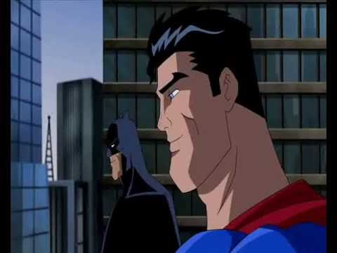 What the Superman/Batman relationship should be like