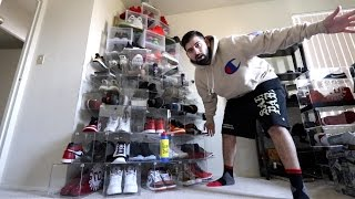 EPIC SNEAKER TREE CHALLENGE!!