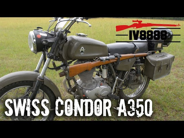 Swiss Condor A350 Motorbike
