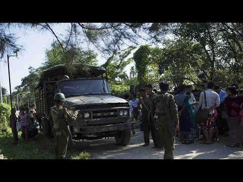 Two simultaneous peace processes could complicate situation in Myanmar