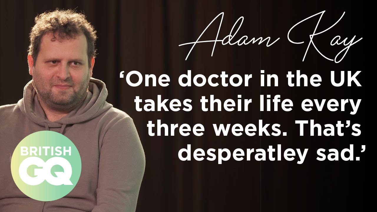 Former Junior Doctor Adam Kay on what the government got wrong in the pandemic   British GQ