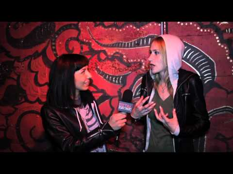 HUNTRESS Exclusive Interview PaganFest 2012 on Metal Injection