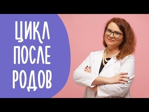 Восстановление Менструального Цикла После Родов | Family is...