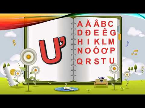 Zz Alphabet Vietnamese standards for child