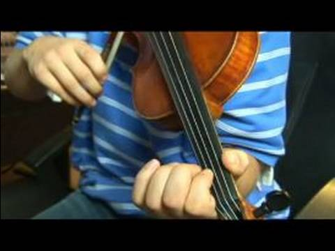 How to Play the Violin: E Minor Scale : Playing Violin Scales in E Minor