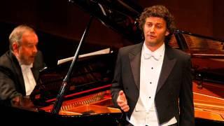 Jonas Kaufmann - Mahler - Cinq Rückert-Lieder - 4. Ich bin der Welt abhanden gekommen