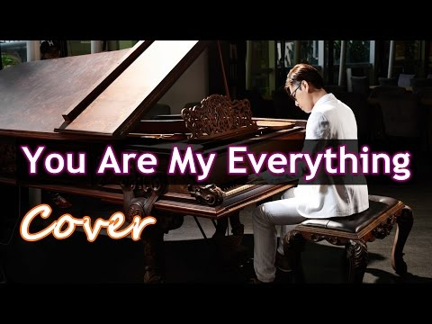 You Are My Everything (Gummy ) Descendants of the Sun - Jason Piano Cover