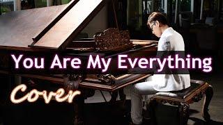 You Are My Everything ( 태양의 후예 太陽的後裔 OST Gummy ) Descendants of the Sun 피아노 鋼琴 Jason Piano