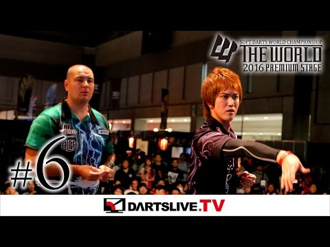 #6【Boris Krcmar VS Keita Ono】THE WORLD 2016 PREMIUM STAGE -OPEN DIVISION FINAL-