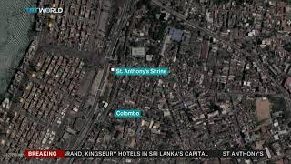 Sri Lanka blasts: here's what we know so far
