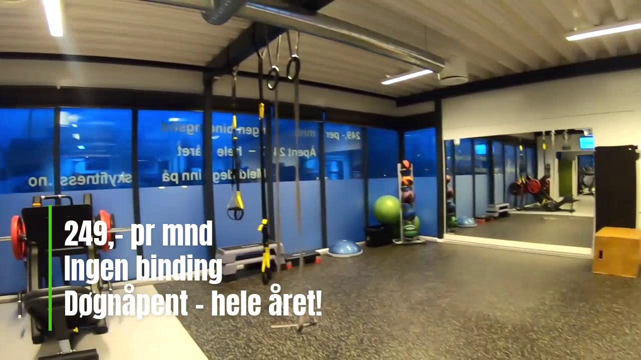 sky fitness tromsø
